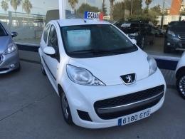 Peugeot 107 segunda mano Cádiz