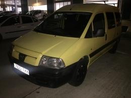 Peugeot Expert segunda mano Cádiz