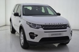 Coches segunda mano - Land Rover Discovery Sport 2.0L eD4 150CV 4x2 Pure en Zaragoza
