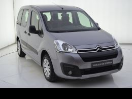 Coches segunda mano - Citroen Berlingo Multispace LIVE Edition BlueHDi 100 en Zaragoza