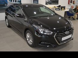 Coches segunda mano - Hyundai i40 CW 1.7 CRDi 141cv BlueDrive Tecno en Huesca