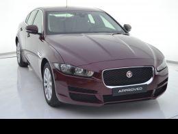 Coches segunda mano - Jaguar XE 2.0 AJ200D Diesel Auto AWD XE Prestige en Zaragoza