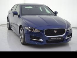 Coches segunda mano - Jaguar XE 2.0 Diesel Mid 180cv Auto. R-Sport en Zaragoza