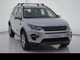 Coches segunda mano - Land Rover Discovery Sport 2.0L TD4 150CV Auto. 4x4 SE en Zaragoza