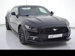 Coches segunda mano - Ford Mustang 5.0 Ti-VCT V8 418cv Mustang GT (Fastsb.) en Zaragoza