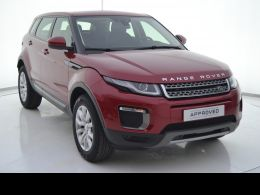 Coches segunda mano - Land Rover Range Rover Evoque 2.0L eD4 Diesel 150CV 4x2 SE en Zaragoza