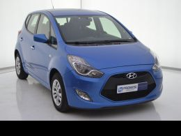 Coches segunda mano - Hyundai ix20 1.4 CRDi BlueDrive Klass en Huesca