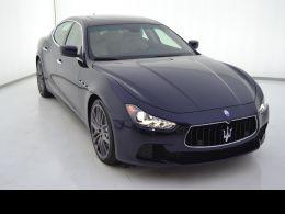 Coches segunda mano - Maserati Ghibli 3.0 V6 DS 275CV RWD en Zaragoza