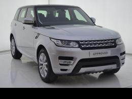Coches segunda mano - Land Rover Range Rover Sport 3.0 TDV6 258cv HSE en Zaragoza