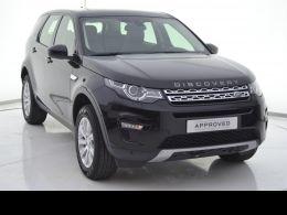 Coches segunda mano - Land Rover Discovery Sport 2.0L TD4 150CV Auto. 4x4 HSE en Zaragoza