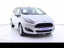 Coches segunda mano - Ford Fiesta 1.25 Duratec 82cv Trend 5p en Zaragoza