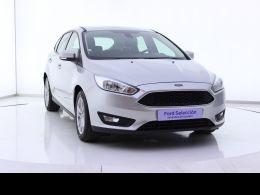 Coches segunda mano - Ford Focus 1.0 Ecoboost Auto-Start-Stop 100cv Tre en Zaragoza