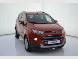 Coches segunda mano - Ford EcoSport 1.5 TDCi 95cv Titanium en Huesca