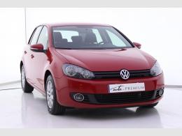 Coches segunda mano - Volkswagen Golf 1.6 TDI 105cv DPF Sport en Zaragoza