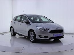 Coches segunda mano - Ford Focus 1.6 TI-VCT 125cv Trend+ en Zaragoza