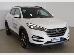 Coches segunda mano - Hyundai Tucson 2.0 CRDi 136cv BlueDrive Tecno Sky 4x2 en Zaragoza
