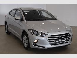 Coches segunda mano - Hyundai Elantra 1.6 CRDi Klass en Huesca