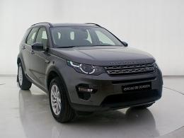 Coches segunda mano - Land Rover Discovery Sport 2.0L TD4 150CV 4x4 Pure en Zaragoza
