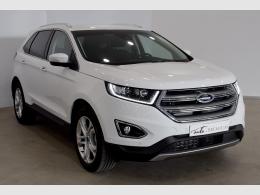 Coches segunda mano - Ford Edge 2.0 TDCI 210PS Titanium 4WD Auto en Huesca