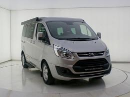 Coches segunda mano - Ford Tourneo Custom Titanium 310 L1 2.0 TDCI 130CV en Zaragoza