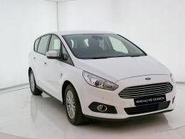 Coches segunda mano - Ford S-Max 2.0 TDCi 110kW (150CV) Trend en Zaragoza