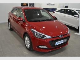Coches segunda mano - Hyundai i20 1.2 MPI Klass Go! Nav en Huesca