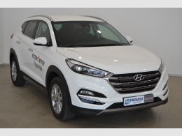 Coches segunda mano - Hyundai Tucson 1.7 CRDi BlueDrive Tecno 4x2 en Huesca