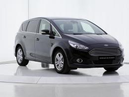 Coches segunda mano - Ford S-Max 2.0 TDCi 150CV Titanium en Zaragoza