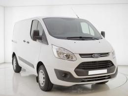 Coches segunda mano - Ford Transit Custom Van 2.0 TDCI 77kW 270 L1 Trend en Zaragoza