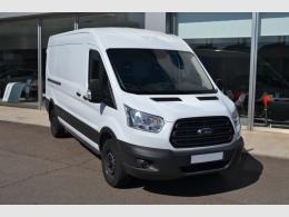 Coches segunda mano - Ford Transit 350 125cv L3H2 Van Trend 4x4 en Zaragoza