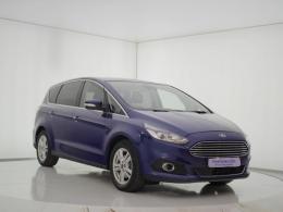Coches segunda mano - Ford S-Max 2.0 TDCi 150CV Titanium en Huesca