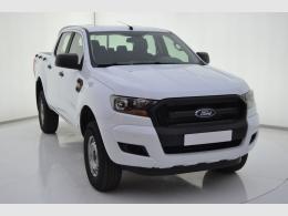 Coches segunda mano - Ford Ranger 2.2 TDCi 160cv 4x4 Doble Cab. XL S/S en Zaragoza