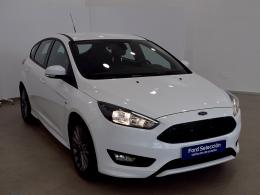 Coches segunda mano - Ford Focus 1.5 TDCi E6 120cv ST-Line en Huesca