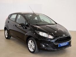 Coches segunda mano - Ford Fiesta 1.5 TDCi 75cv Trend 5p en Huesca