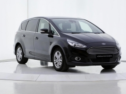 Coches segunda mano - Ford S-Max 2.0 TDCi 110kW (150CV) Titanium en Zaragoza