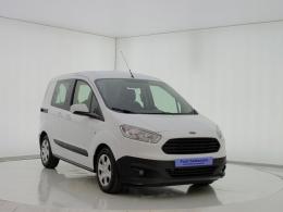 Coches segunda mano - Ford Transit Courier Kombi 1.5 TDCi 71kW Trend en Zaragoza