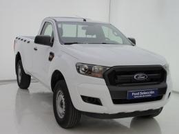 Coches segunda mano - Ford Ranger 2.2 TDCi 160cv 4x4 Cab. Sencilla XL S/S en Zaragoza