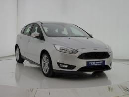 Coches segunda mano - Ford Focus 1.0 Ecoboost Auto-S/S 125cv Pow.Trend+ en Zaragoza