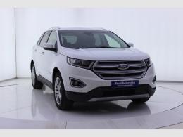 Coches segunda mano - Ford Edge 2.0 TDCI 210PS Titanium 4WD Auto en Zaragoza