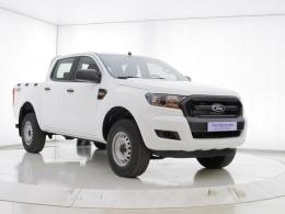 Coches segunda mano - Ford Ranger 2.2 TDCi 118kW 4x4 Doble Cab. XL S/S en Zaragoza