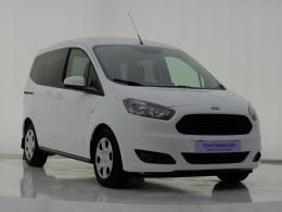 Coches segunda mano - Ford Tourneo Courier Van 1.5 TDCi 75cv Trend en Zaragoza
