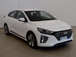 Coches segunda mano - Hyundai IONIQ 1.6 GDI HEV Tecno DCT en Huesca