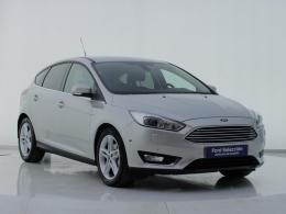 Coches segunda mano - Ford Focus 1.5 TDCi E6 120 Titanium en Zaragoza