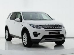 Coches segunda mano - Land Rover Discovery Sport 2.0L TD4 150CV 4x4 HSE en Zaragoza