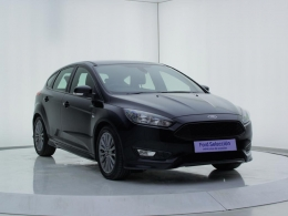 Coches segunda mano - Ford Focus 1.0 Ecoboost S/S 125cv ST-Line en Zaragoza