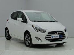 Coches segunda mano - Hyundai ix20 1.6 CRDi BlueDrive Tecno en Zaragoza
