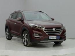 Coches segunda mano - Hyundai Tucson 2.0 CRDi 136cv Style 4x4 en Zaragoza