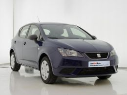 Coches segunda mano - SEAT Ibiza 1.4 TDI 90cv Reference Plus en Zaragoza