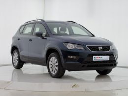 Coches segunda mano - SEAT Ateca 1.6 TDI 85kW (115CV) St&Sp Reference Eco en Zaragoza