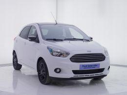 Coches segunda mano - Ford Ka+ 1.2 Ti-VCT White&Black Edition en Zaragoza